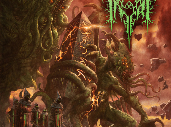 "Review of Inferi - ""Of Sunless Realms"""