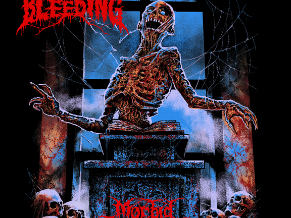 """Review of The Bleeding - """"Morbid Prophecy"""""""
