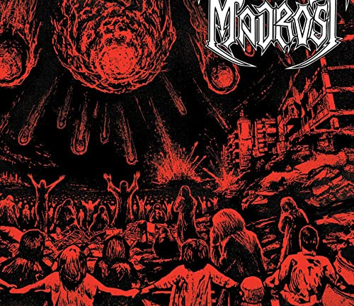 "Review of Madrost - ""Charring the Rotting Earth"""