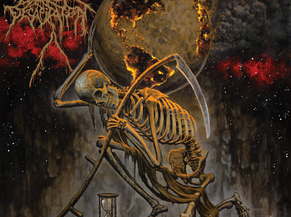 """Review of Cattle Decapitation - """"Death Atlas"""""""