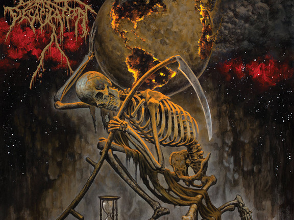 "Review of Cattle Decapitation - ""Death Atlas"""