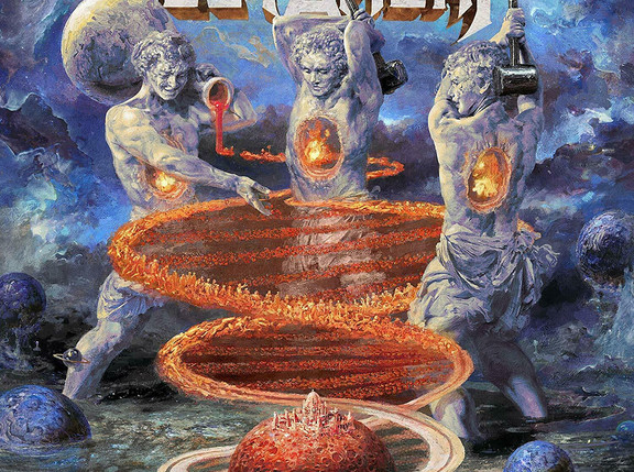 """Review of Testament - """"Titans of Creation"""""""