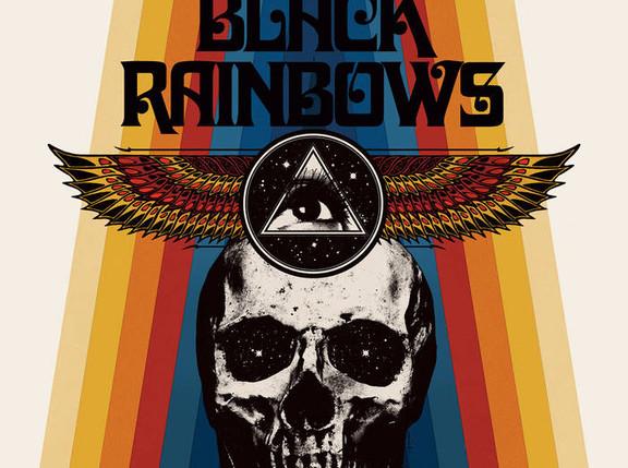 "Review of Black Rainbows - ""Cosmic Ritual Supertrip"""