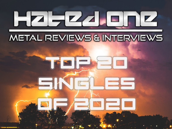 Hated One's Top 20 Singles of 2020