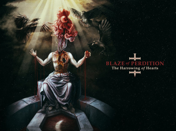 """Review of Blaze of Perdition - """"The Harrowing of Hearts"""""""