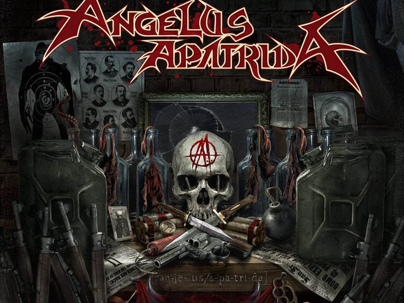 "Review of Angelus Apatrida - ""Angelus Apatrida"""