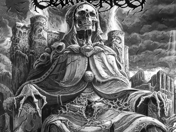 "Review of Darkened - ""Kingdom of Decay"""