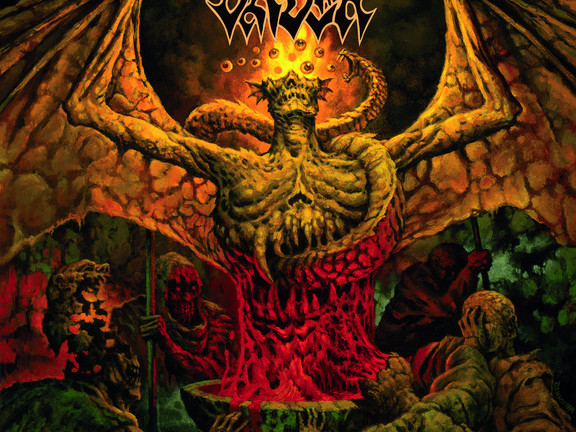 "Review of Vader - ""Solitude in Madness"""