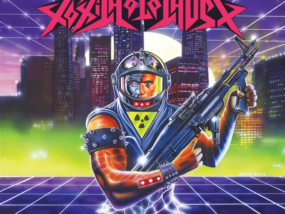 """Review of Toxic Holocaust - """"Primal Future: 2019"""""""