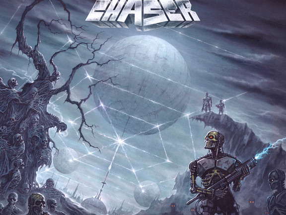 """Review of Space Chaser - """"Give Us Life"""""""