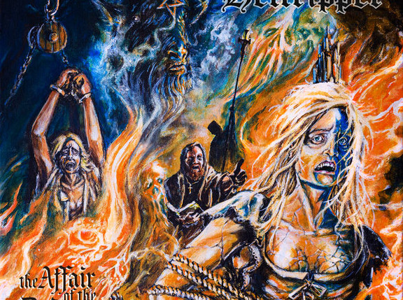 "Review of Hellripper - ""The Affair of the Poisons"""