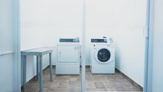 hotel con servicio de lavanderia