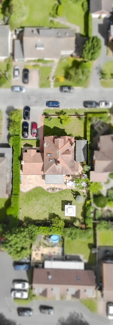 Lingfield Property Aerial 3