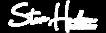 Steve Hudson Photography Logo New (White
