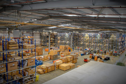 Interior Warehouse Photoshoot
