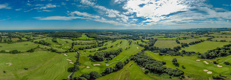 Mid Sussex Golf Course Panaramic