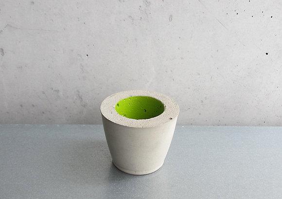 Windlicht Klein Grün