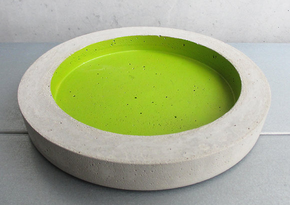 Schale Gross Grün