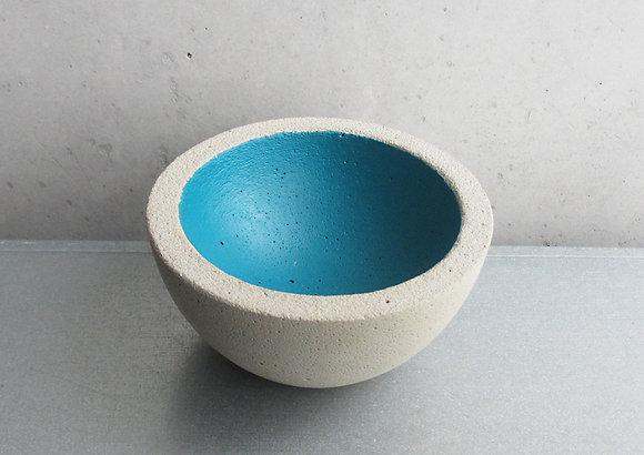 Schale Blau