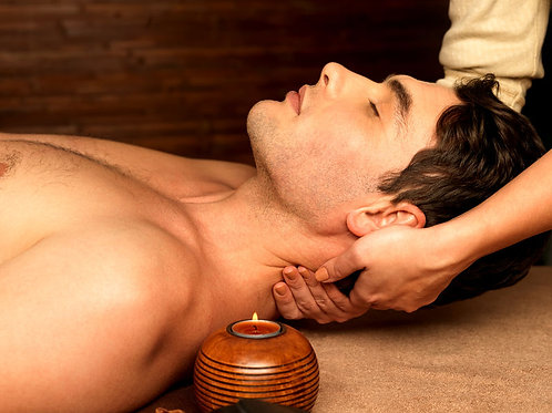 Modelage relaxant corps - huiles essentielles 1h15