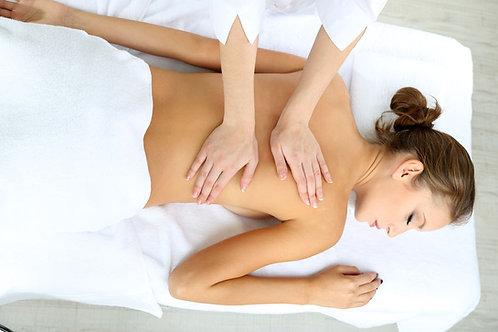 Modelage relaxant corps - huiles essentielles 30'