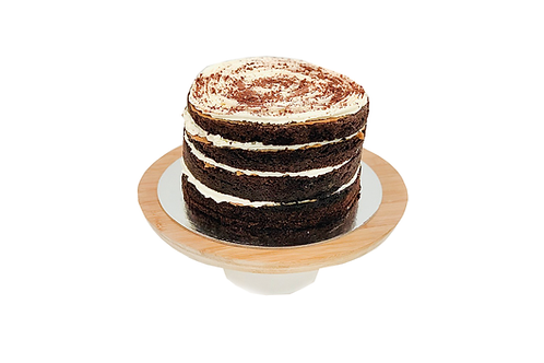 Cream Caramel Delight Cake
