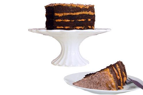 Caramel Layered Cake