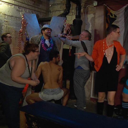 Gayborhood Production Still