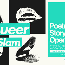 Queer Slam Podcast Recording
