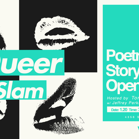 Queer Slam Podcast Recording