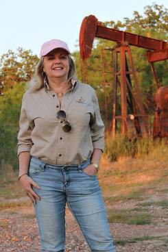 largest woman owned oil operator in Texas
