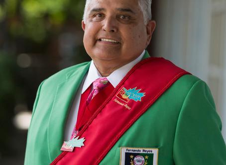 Fernando Reyes to be next Order President