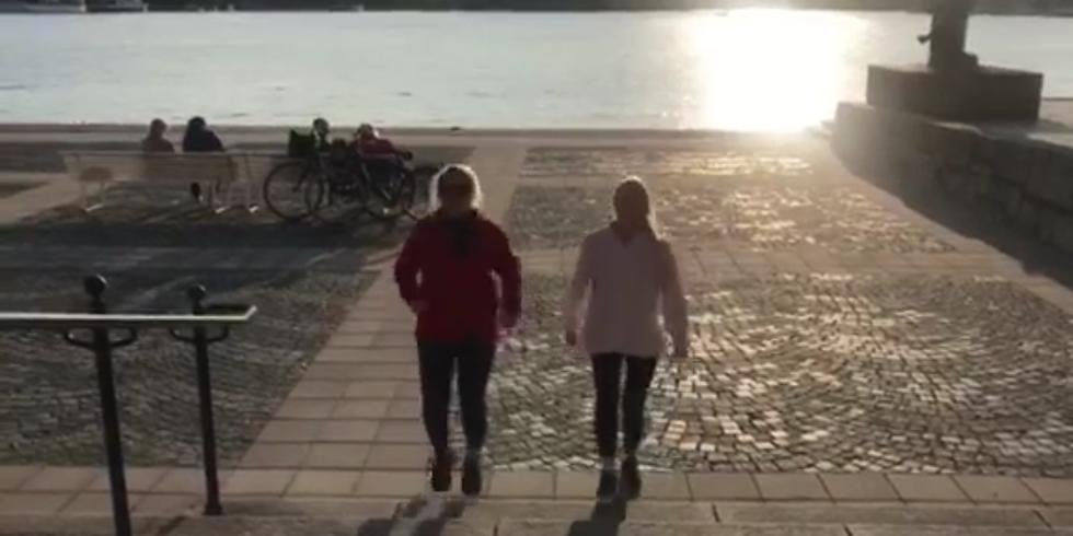 POWER-BODY, TRÄNING OCH NÄTVERKANDE  5 SEPTEMBER