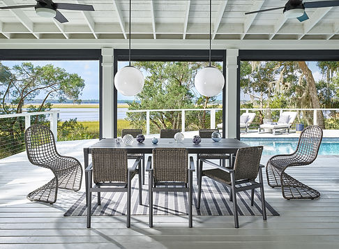 CL Panama Collection with Delray chairs.