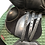 "Thumbnail: LAVINA MITCHELL JUMP 16.5""/17' MEDIUM BLACK"