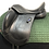 "Thumbnail: UTOPIA DRESSAGE 16.5""-17"" MEDIUM BLACK"