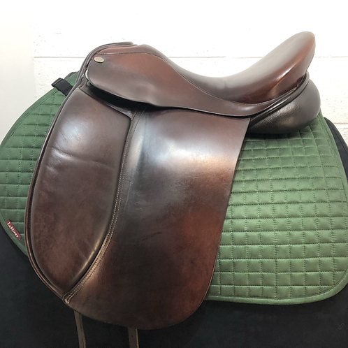 "RYDER DRESSAGE 17.5"" MEDIUM"