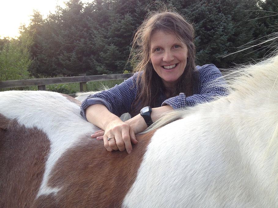 Lauren of Laurens saddles, secondhand an