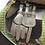"Thumbnail: BATES ALL PURPOSE GP 17.5"" ADJUSTABLE BLACK"