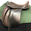 "Thumbnail: STRADA MICHELA LING DRESSAGE 16"" MEDIUM WIDE BROWN"