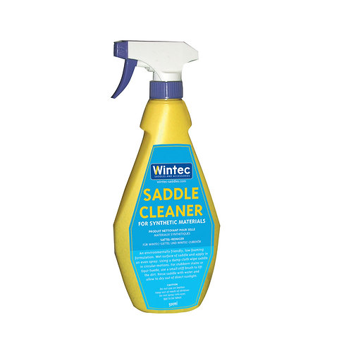 wintec synthetic saddle cleaner cleaning care solution for wintec saddles