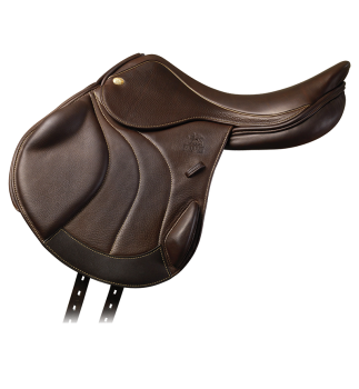 FAIRFAX HARRY MEADE XC MONOFLAP SADDLE SIDE