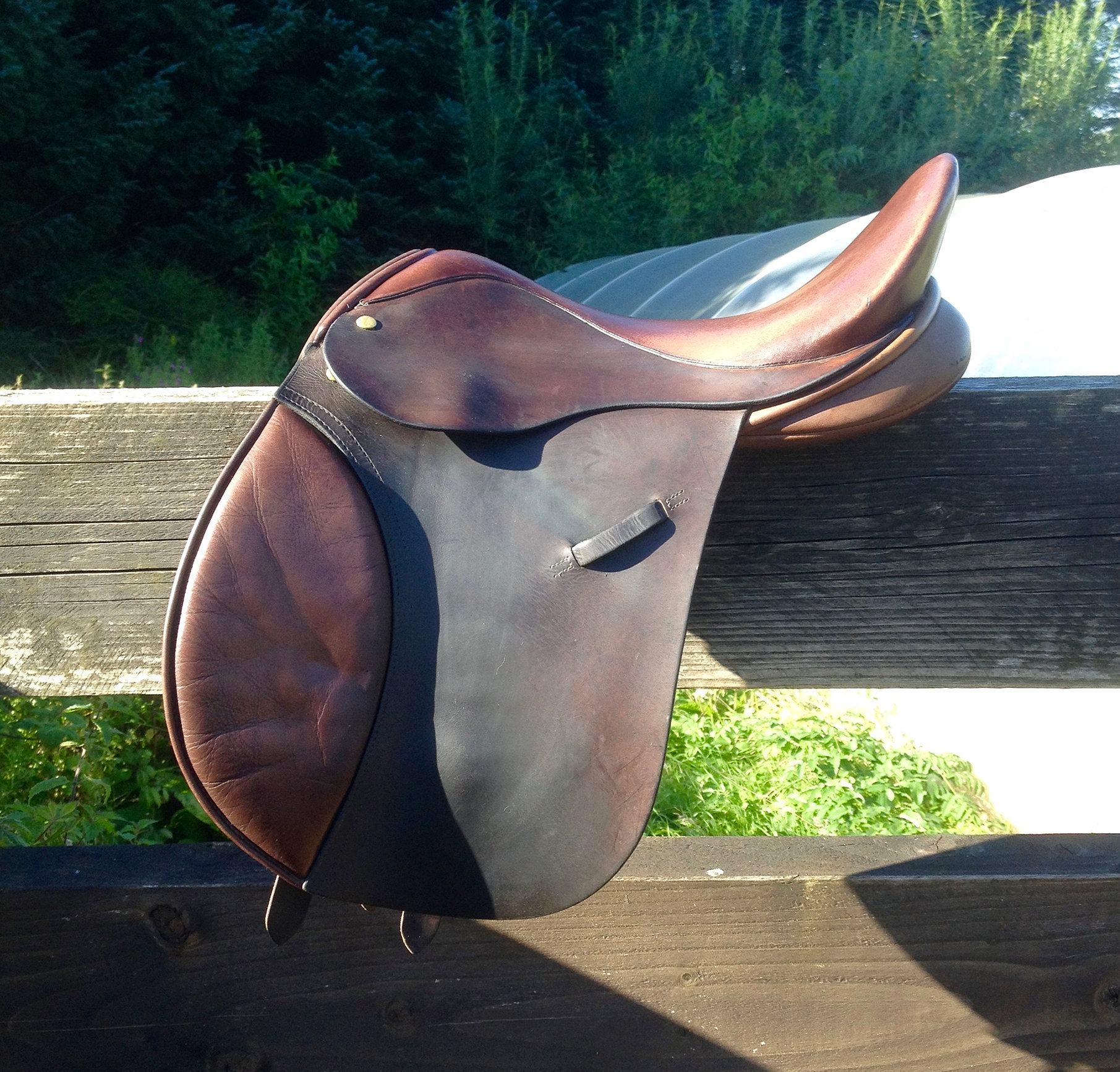 lauren 39 s new secondhand and used saddles for sale in ireland
