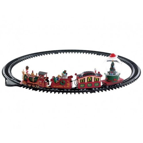 Tren North Pole