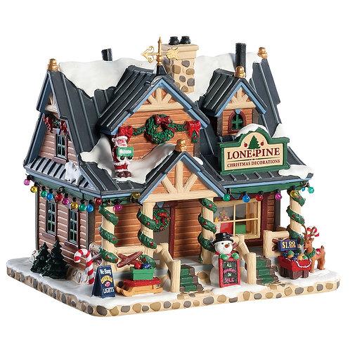 Lone pine christmas decorations