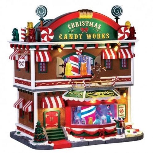 Tienda de caramelos