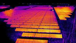 Solar plant inspections