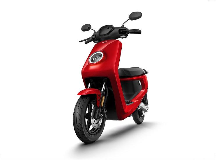 NIU M+Sport Red