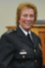 Guilderland Police Chief Carol Lawlor