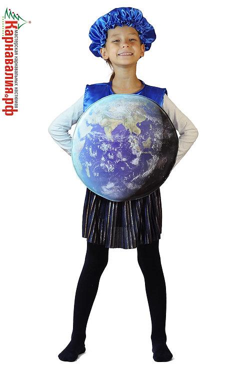 Земля (Глобус) (с 98 см до 130 см)